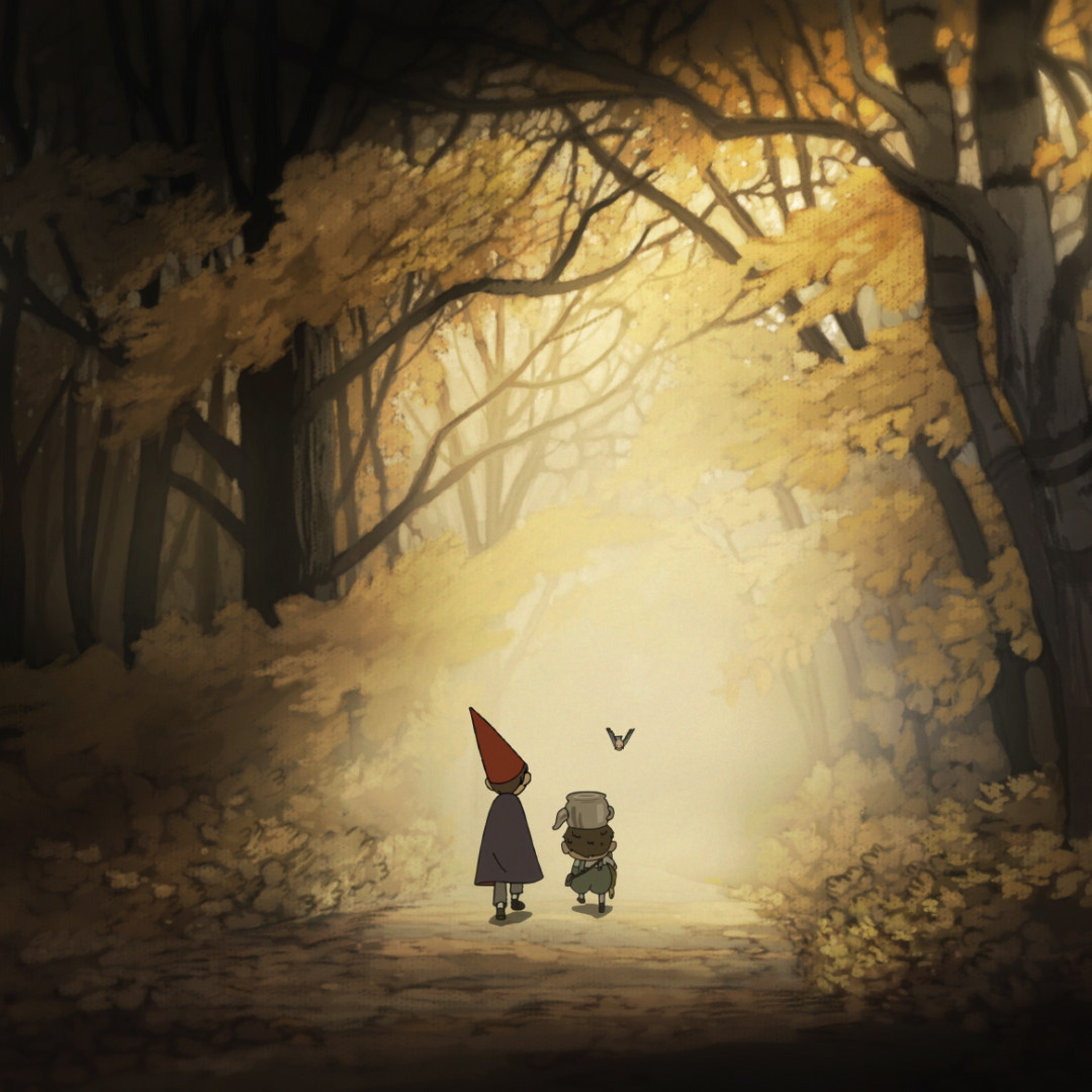 Animation Process – Over the Garden Wall