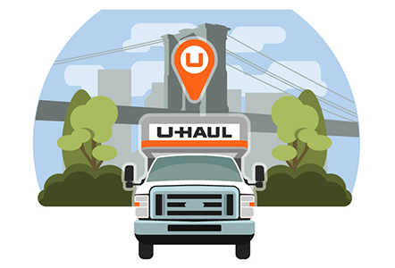 U-Haul Migration Trends